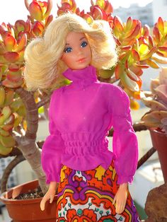 I have to find my Barbie like this !
