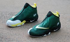 """Nike x Sole Collector """"Sonic Wave"""" Zoom Glove 