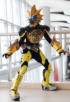Kamen Rider OOO- Latorartar combo!