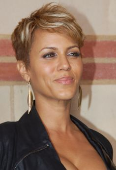 Nicole Ari Parker - cut and color..love the cut love the color...want the color