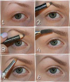 Eyebrow Tutorial - Psychosandra