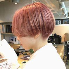 倉田聡子 theremmy hairsalonはinstagramを利用しています さくらピンク いつもよりパープル薄めで春に向けてのカラーチェンジ大成功 ありがとうございました さと ヘアカット ヘアスタイリング ヘア