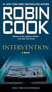 Intervention - Robin Cook (large print edition)