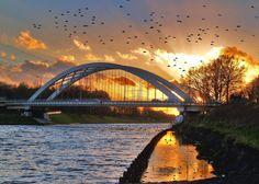 Kanaalbrug  Photo taken in Goor Netherlands