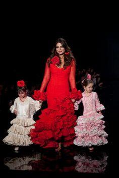 Traje de Flamenca - Nuevo-Montecarlo
