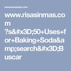 www.risasinmas.com ?s=50+Uses+for+Baking+Soda&search=Buscar