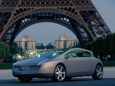 Renault Vel Satis concept - 1998