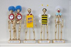 Costume Award Trophies….for your Halloween party! | Make It and Love It
