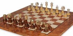 Chess Sets and Boards Searching to obtain helpful hints in relation to wood working? http://www.woodesigner.net offers these things!