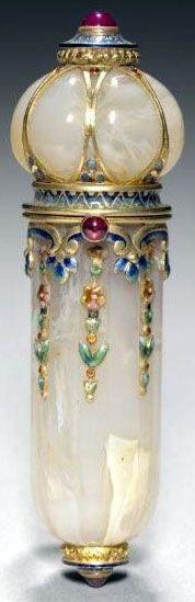 Art Déco - Flacon à Parfum - Vial - France - 1900