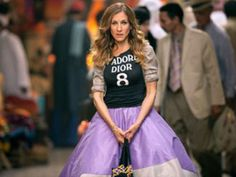 satc fashion 19 Questionable SATC fashion moments (27 photos)