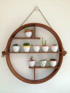 mini porcelain planter