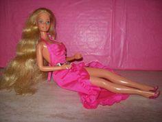 Learned Bambola Fashion Barbie No Scatolo Come Da Foto Ottime Condizioni Tanya