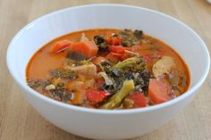 LOTS RECIPIES FROM ORGANIC NUTRITIONIST  INC  Thai Red Curry Soup