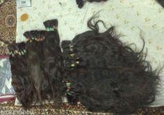 Short finest soft human hair, healthy virgin hair, cuticle hair, remy fine hair