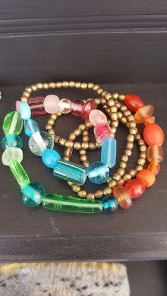 Turquoise Bracelet, Beaded Bracelets, Pretty, Shopping, Jewelry, Jewellery Making, Jewerly, Jewelery, Pearl Bracelets