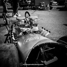 There were all kinds of awesome rides at the #KingPinCarmageddon put on by the #LonelyKnights in Colorado Springs last weekend. #dragster #FED