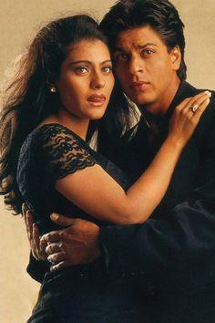 Indian Bollywood Actress, Bollywood Actress Hot Photos, Beautiful Bollywood Actress, Most Beautiful Indian Actress, Best Bollywood Movies, Bollywood Couples, Bollywood Girls, Shahrukh Khan And Kajol, Shah Rukh Khan Movies