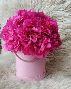 Kwiaty w pudełkach #flowerbox