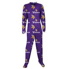 Minnesota Vikings Purple Adult One-Piece ''Mansie'' Footie Pajama Suit  http://www.fansedge.com/Minnesota-Vikings-Purple-Adult-One-Piece-Mansie-Footie-Pajama-Suit-_-740492053_PD.html?social=pinterest_pfid21-06876