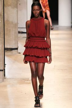 Isabel Marant Spring 2015 Ready-to-Wear - Collection - Gallery - Look 28 - Style.com