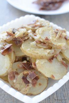 German Potato Salad | NoBiggie.net
