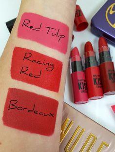 RUTH ELIZABETH: W7 Butter Kiss Lipstick