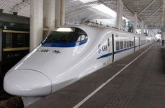 The CRH2 is one of the high-speed train models in China. Originally, the CRH2 was an unauthorized copy of E2-1000 Series Shinkansen design from Japan with the license purchased from a consortium formed of Kawasaki Heavy Industries, Mitsubishi Electric Corporation, and Hitachi, and represents the second Shinkansen train model to be exported, the other being the 700T series for Taiwan High Speed Rail.