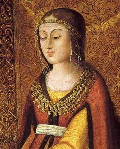 Catherine I of Navarre, wife of king John III of Navarre