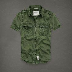 Herren Abercrombie Fitch Washed shirt 040 [AbercrombieFitch 2763] - €43.99 : , billig abercrombie store online in Deutschland