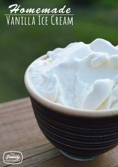 I love ice cream and I especially love making homemade ice cream. This homemade vanilla ice cream recipe is the base for most of the flavors that I make (including my strawberry ice cream recipe). When I first bought my Cuisinart ice cream maker, I was worried that it was a silly purchase. But, we …