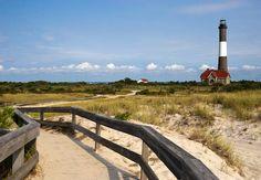 Fire Island Lighthouse New York