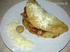 Chalupárske soté v zemiakovej placke (fotorecept)