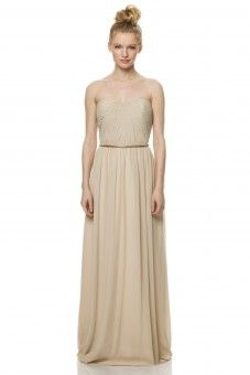Bari Jay bridesmaid dress - style 1464 $179
