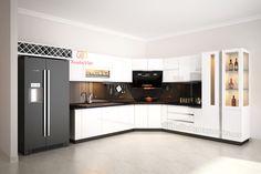 Hoàn hảo căn bếp đẹp nhà anh Hùng - Bắc Ninh XV24616