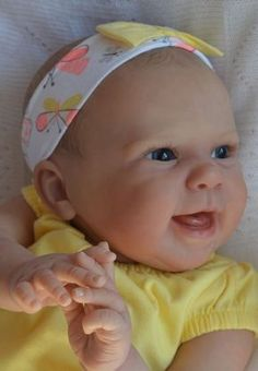 MARIAN ROSS Reborn Baby Girl Doll MAIZIE Andrea Arcello SOLD OUT Limited Edition in Dolls & Bears, Dolls, Clothing & Accessories, Artist & Handmade Dolls | eBay!