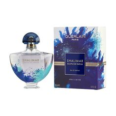 Shalimar Souffle De Parfum By Guerlain Eau De Parfum Spray ($62) ❤ liked on Polyvore featuring beauty products, fragrance, guerlain fragrance, guerlain, guerlain perfume, eau de perfume and eau de parfum perfume