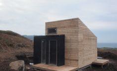 The Bothy Project » Bothan Shuibhne   Sweeney's Bothy eigg scotland - artists residence