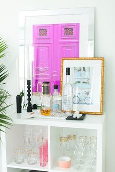 muebles auxiliares con presupuesto low cost : via La Garbatella