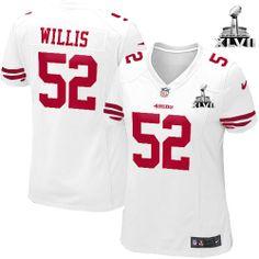 866f3b9e77a Super Bowl Patch Mens Game NFL Jersey79.99. See More. (Elite Nike Womens  Patrick Willis TeamRoad Two Tone Super Bowl XLVII Jersey) San Francisco ...