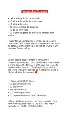 Gota A Gota, Fit, Almond Paste, Vanilla