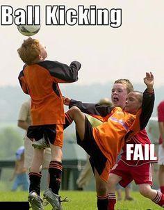 Haha that's gotta hurt!!