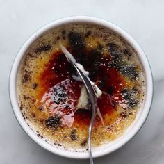 Cookies And Crème Brûlée