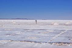 Salar de Uyuni - por Rodolfo Pinelli