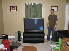 #The evolution of a 42 inch...