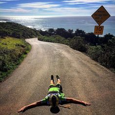 These are MY roads! Can't wait to see my name painted on them for @amgentoc! Suddenly steep climbs might be my jam... Next time I will be here I will be racing @sramroad @amgentocwomen! #inspiretoachieve #ridelikeagirl #amgentourofcalifornia #procycling #likeagirl #sonomacounty #northerncalifornia #NorCal #womenscycling #womenracebikes #cycling #cyclingphotos #bikestagram #bikelife #finishstrong #buildit by amtetrick