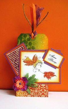Blessings, Fairies, Autumn, Christmas Ornaments, Tags, Holiday Decor, Sweet, Design, Home Decor