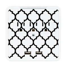 Tired of looking at bland wall mount chargers? Glamsockets provides a quality functional alternative to so many wall mount surge protectors that are just visually unappealing. Side Tables Bedroom, Electrical Outlets, Trendy Home, Wall Art Quotes, At Home Gym, Bedroom Styles, Wall Signs, Lovers Art, Art Day