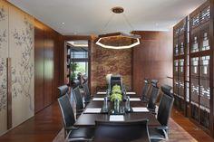Club Lounge at Mandarin Oriental Pudong, Shanghai | por Mandarin Oriental Hotel Group