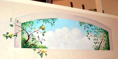 trompe loeil wall paintingFaux painting, Children's Murals and decorative finishes by David ... www.davidwallart.com